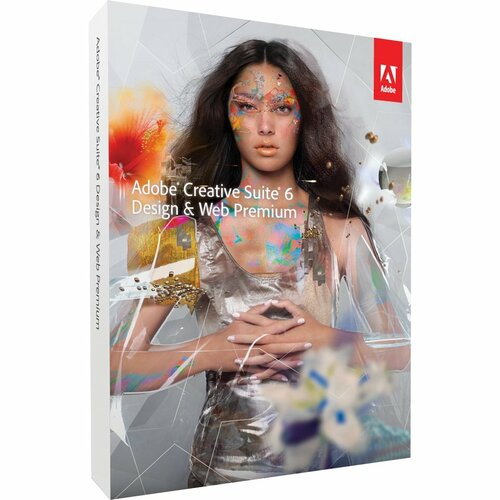 Adobe Creative Suite v.6.0 (CS6) Design & Web Premium - Complete Product - 1 User