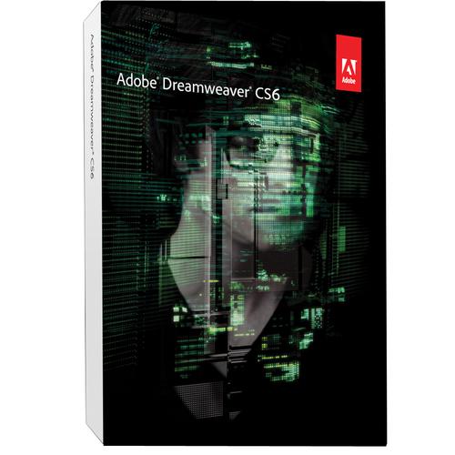 Adobe Dreamweaver CS6 v.12.0 Student & Teacher Edition - Complete Product - 1 User