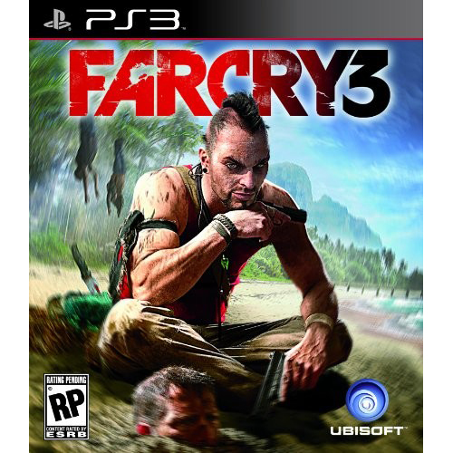 Screens Zimmer 2 angezeig: Farcry PS3