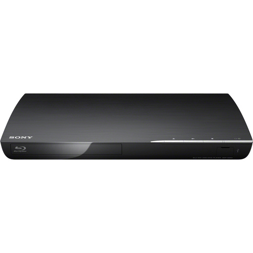 Sony BDP-S390 Blu-ray Disc Player - 1080p - Black