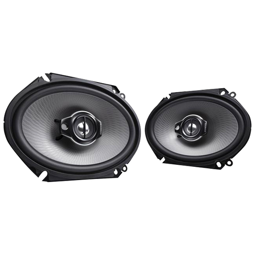 Kenwood Performance KFC-C6894PS Speaker - 80 W RMS - 3-way - 2 Pack