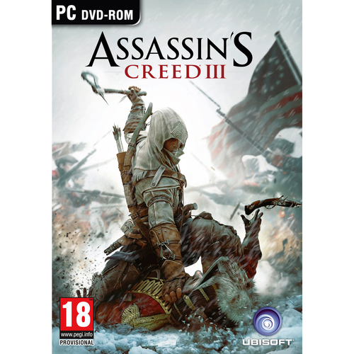 UbiSoft Assassin's Creed III - Complete Product - 1 User