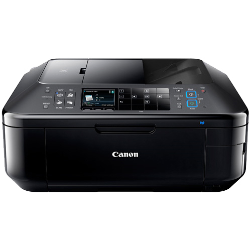 Canon PIXMA MX892 Inkjet Multifunction Printer - Color - Photo Print - Desktop