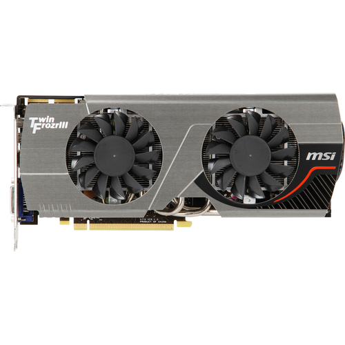 MSI R7950-TwinFrozr3GD5/OC Radeon HD 7950 Graphic Card - 1 GPUs - 880 MHz Core - 3 GB GDDR5 SDRAM - PCI-Express 3.0 x16