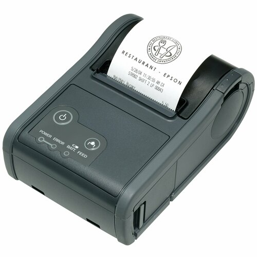 Epson Mobilink TM-P60 Direct Thermal Printer - Monochrome - Portable - Label Print
