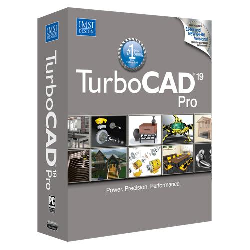 IMSI TurboCAD v.19.0 Pro