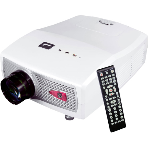Pyle PRJHD198 LCD Projector - 576p - EDTV - 4:3