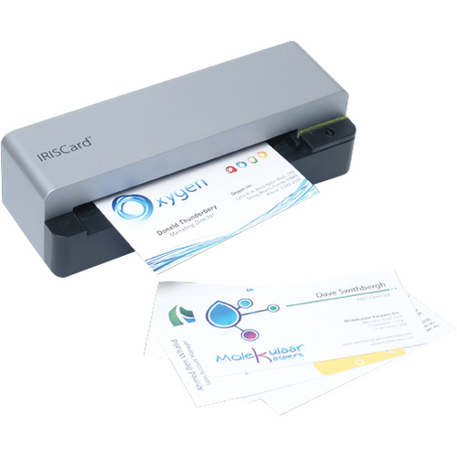 I.R.I.S IRISCard Anywhere 5 Card Scanner