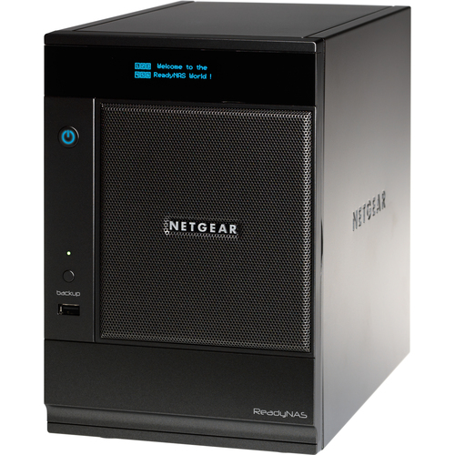 Netgear RNDP6620D-200NAS ReadyNAS Pro 6 12 TB Unified Storage System