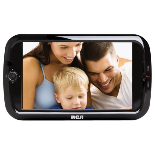 """RCA DMT270R 7"""" LCD TV - 16:9"""