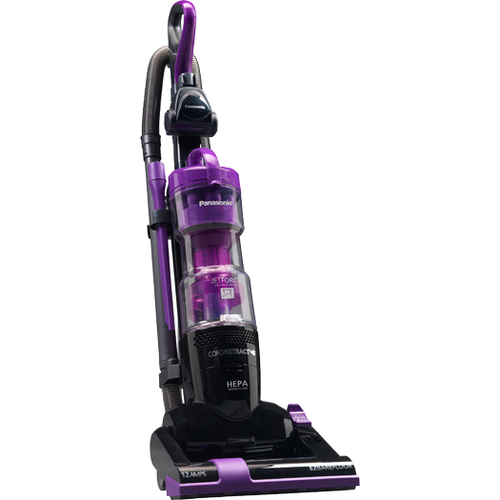 Panasonic New! Bagless Jet Force Upright Vacuum Cleaner with 9X Cyclonic Technology