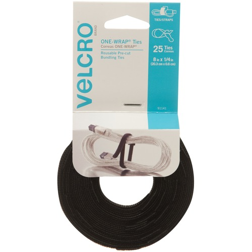 Velcro Reusable Self-Gripping Cable Ties