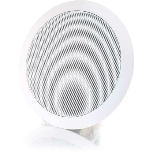 C2G Cables To Go 5in Ceiling Speaker 70v   White (Each)