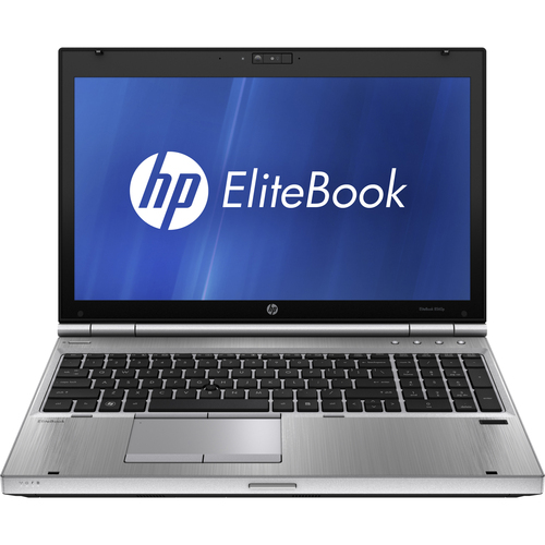 "HP EliteBook 8560p QW129US 15.6"" LED Notebook - Core i7 i7-2620M 2.7GHz - Platinum"