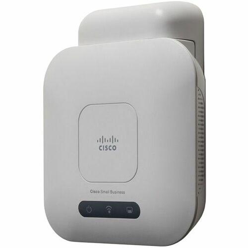 Cisco N300 WAP121 11N 2.4GHZ WPA/WEP AP 2DBI W/POE SINGLE RADIO NA
