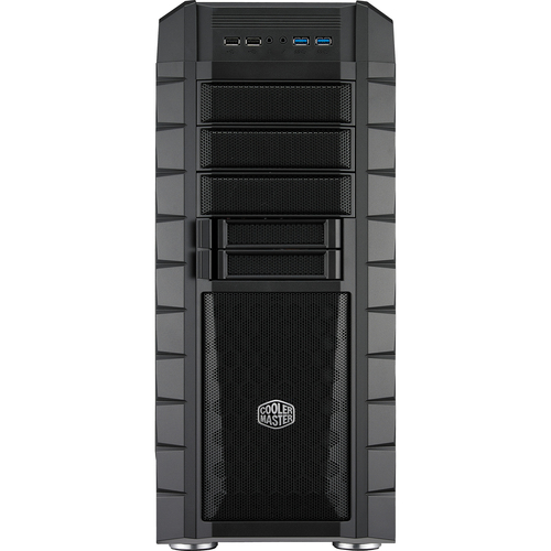 CoolerMaster RC-922XM-KKN1 HAF XM Mid Tower ATX Case with USB 3.0 and External SATA X-Dock