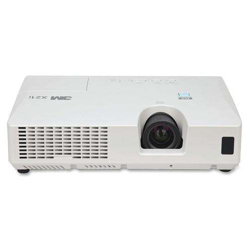 3M X21I 2700 Lumens 1024 x 768 XGA  2,000:1 LCD Projector