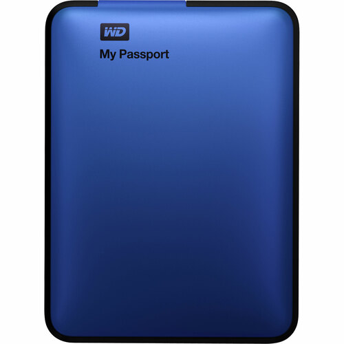 Western Digital My Passport 1TB USB 3.0 Blue