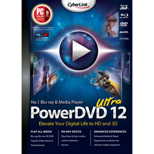Cyberlink PowerDVD v.12.0 Ultra