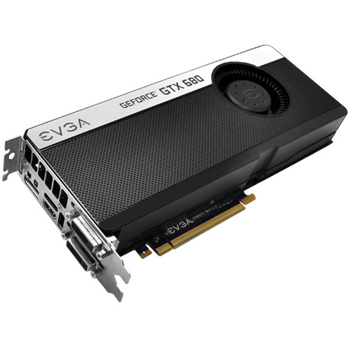 EVGA 02G-P4-2683-KR GeForce GTX 680 Graphic Card - 1084 MHz Core - 2 GB GDDR5 SDRAM - PCI-Express 3.0 x16