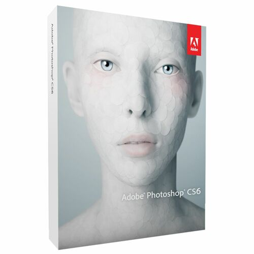 Adobe Photoshop CS6 v.13.0 - Complete Product - 1 User