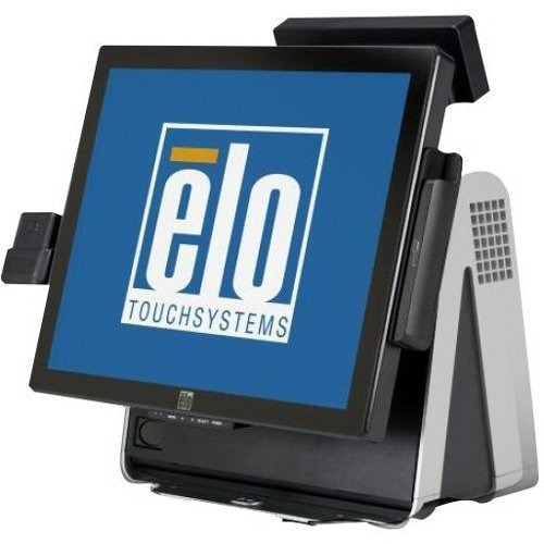Elo Touch Systems 17D1 All-in-One Computer - 2.20 GHz - Desktop - Dark Gray