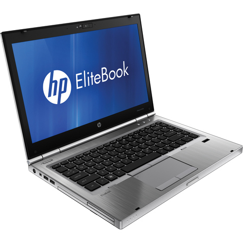 "HP EliteBook 8460p LQ168AWR 14.0"" LED Notebook - Intel - Core i5 i5-2520M 2.5GHz - Platinum (Refurbished)"