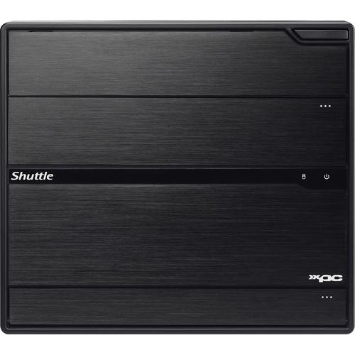 Shuttle XPC SZ77R5 Barebone System Mini PC - Intel Z77 Express Chipset - Socket H2 LGA-1155 - 1 x Total Processor - Celeron,