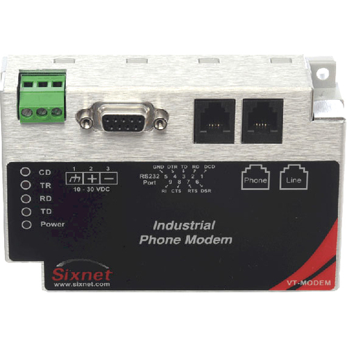Sixnet General Purpose 33.6K (V.34) Telephone Modem