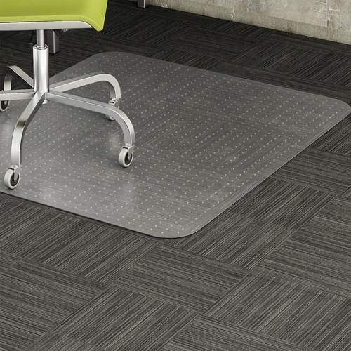 Lorell Low-pile Carpet Chairmat | by Plexsupply