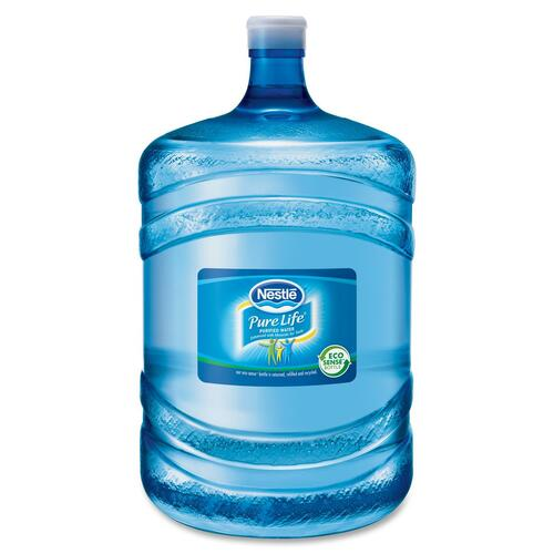 Gallon of water pure life 5 gallon water