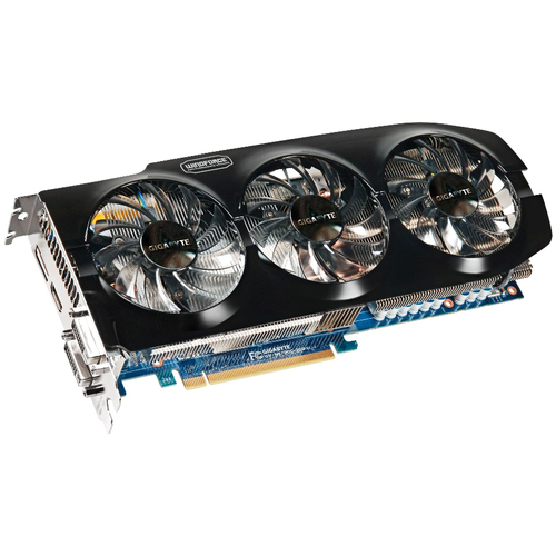 GIGABYTE GV-N670OC-2GD GeForce GTX 670 Graphic Card - 980 MHz Core - 2 GB GDDR5 SDRAM - PCI-Express 3.0 x16