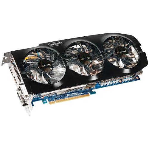 GIGABYTE GV-N670OC-2GD GeForce GTX 670 Graphic Card - 980 MHz Core - 2 GB GDDR5 SDRAM - PCI-Express 3.0 x16