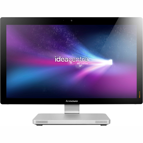 Lenovo IdeaCentre A720 25643FU All-in-One Computer - Intel Core i5 i5-3210M 2.50 GHz - Desktop - Silver