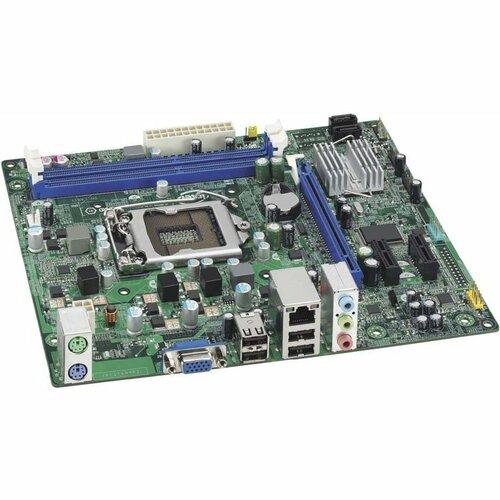 Intel Classic DH61HO Desktop Motherboard - Intel H61 Express Chipset - Socket H2 LGA-1155 - 10 x Bulk Pack