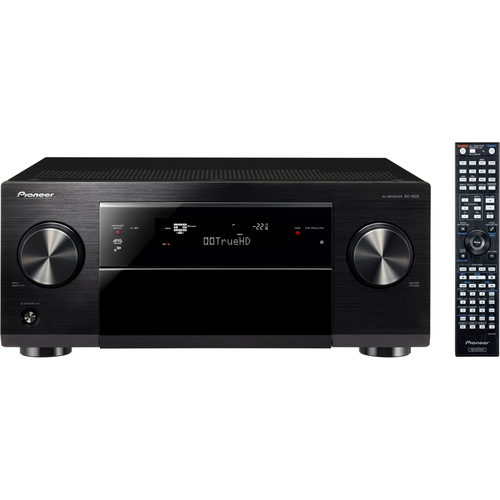 Pioneer SC-1522 A/V Receiver - 9.2 Channel - Black