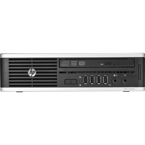 HP Business Desktop 8200 Elite Desktop Computer - Intel Core i5 i5-2500S 2.70 GHz - Ultra Slim