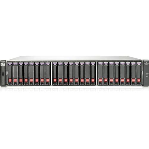 HP QW951A StorageWorks P2000 G3 DAS Hard Drive Array - 12 x HDD Installed - 3.60 TB Installed HDD Capacity
