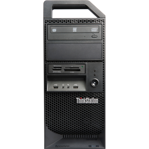 Lenovo ThinkStation 255218U Tower Workstation - 1 x Intel Core i5 i5-3450 3.10 GHz