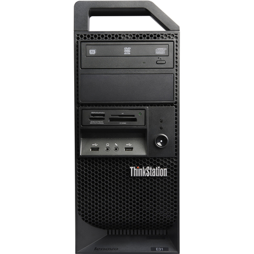 Lenovo ThinkStation 255536U Tower Workstation - 1 x Intel Core i5 i5-3450 3.10 GHz
