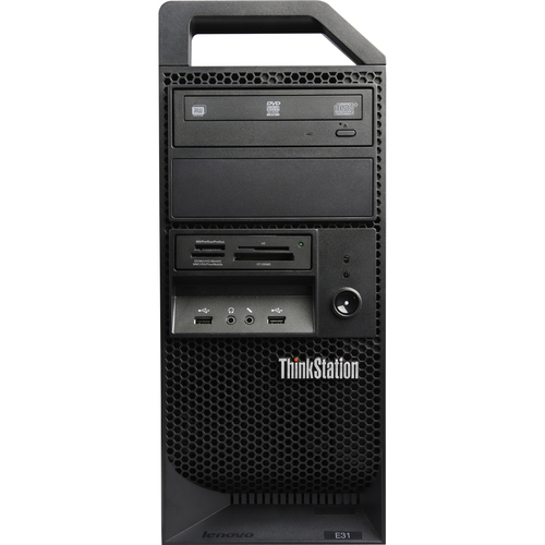 Lenovo ThinkStation 255545U Tower Workstation - 1 x Intel Xeon E3-1225V2 3.20 GHz