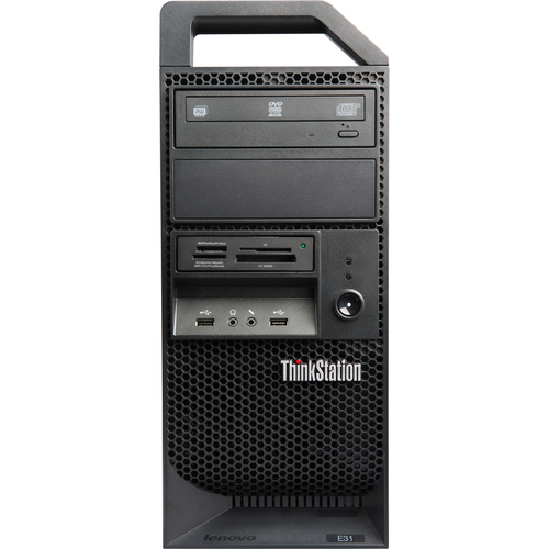 Lenovo ThinkStation E31 255546U Tower Workstation - 1 x Intel Xeon E3-1225V2 3.2GHz