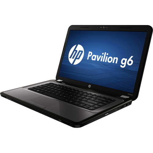 "HP Pavilion G6-1D80NR 15.6"" LED AMD 2.5GHz 4GB DDR3 640GB HDD SuperMulti DVD Burner 64-bit Windows 7 Home Premium Notebook"