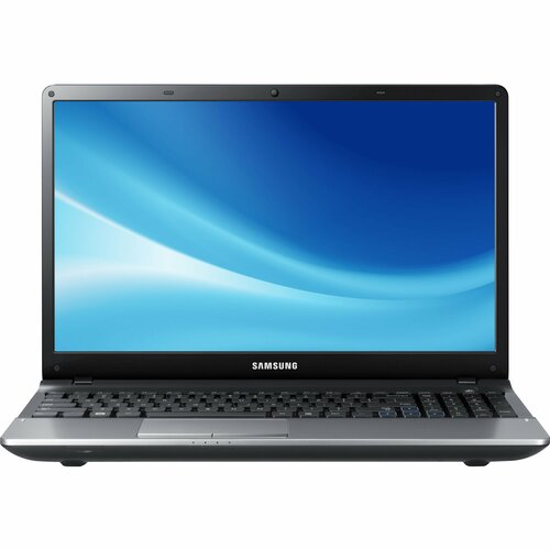 "Samsung NP300E5C 15.6"" LED Notebook - Intel Core i3 i3-2370M 2.40 GHz - Blue Silver"