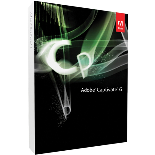 Adobe Captivate v.6.0 - Version Upgrade Package - 1 User
