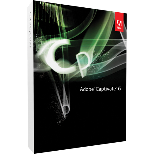Adobe Systems Captivate v.6.0 - Version Upgrade Package - 1 User