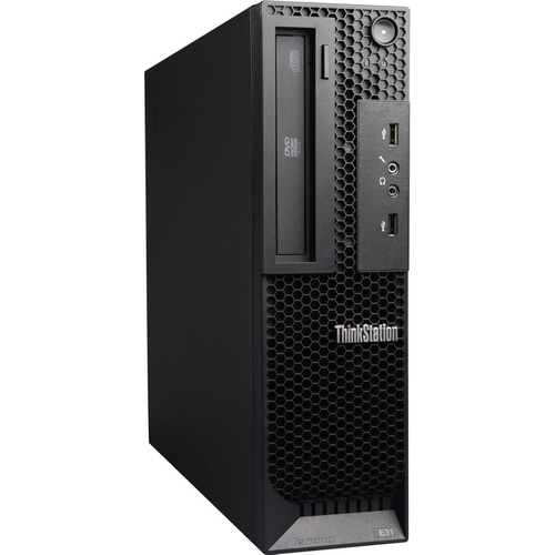 Lenovo ThinkStation 3695H6U Small Form Factor Workstation - 1 x Intel Xeon E3-1225V2 3.20 GHz