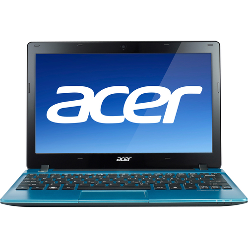 "Acer Aspire One AO725-C62bb 11.6"" LED Netbook - AMD C-Series C-60 1 GHz"