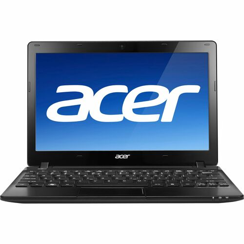 "Acer America Aspire One AO725-C62kk 11.6"" LED Netbook - AMD C-Series C-60 1 GHz"