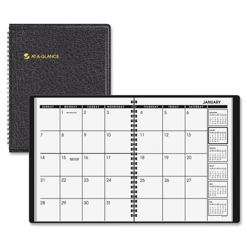 Mead Monthly Planner